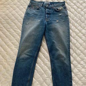GRLFRND Jeans - Grlfrnd Denim Karolina High Rise 100% Cotton Jeans